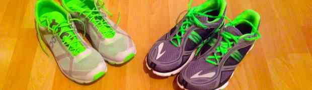 Neue Schuhe braucht das Land